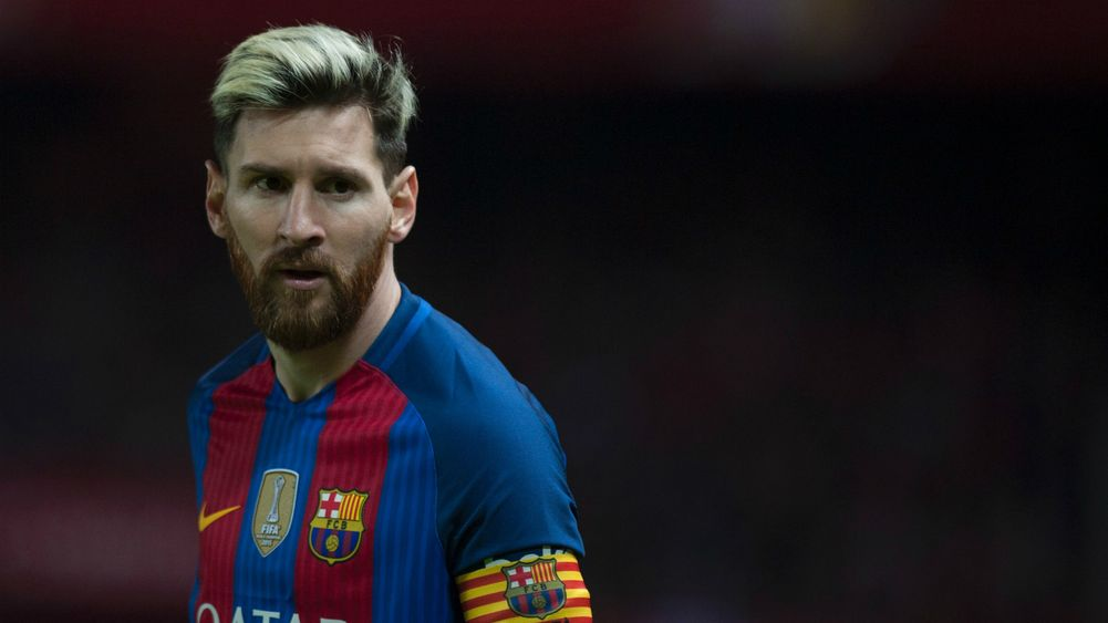 Lionel Messi belum juga perpanjang kontrak baru